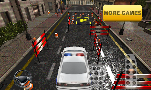 Police Car Parking- screenshot thumbnail