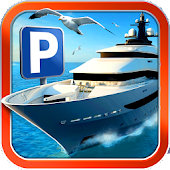 3D Boat Parking Simulator Game