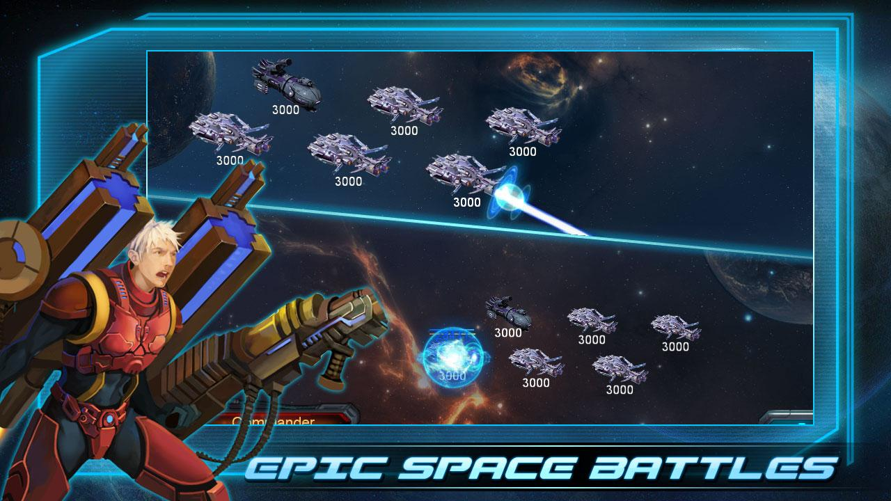 Galaxy Online 2: The New Era - screenshot