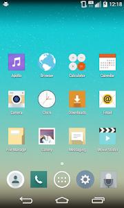 CM11 LG G3 theme v1.0.4