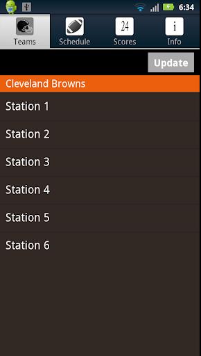 Cleveland Football Live