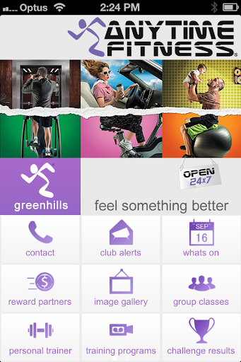 Anytime Fitness Greenhills