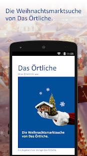 Weihnachtsmärkte Deutschland - screenshot thumbnail
