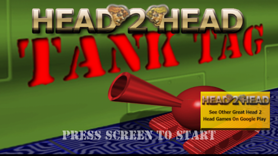 Head 2 Head Tank Tag- screenshot thumbnail