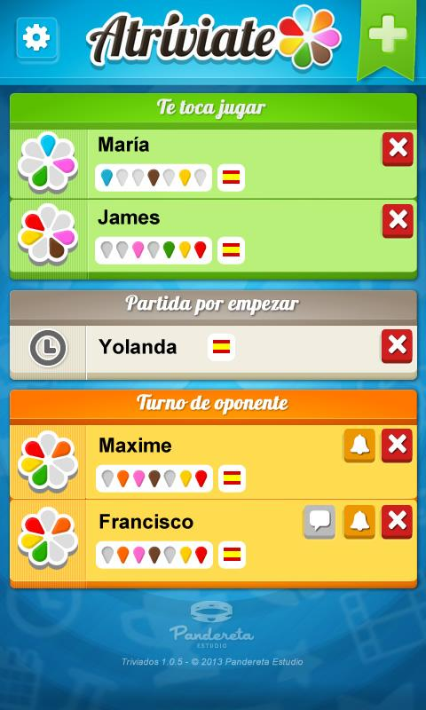 Triviados - screenshot