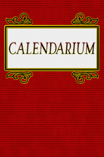 Calendarium- screenshot thumbnail