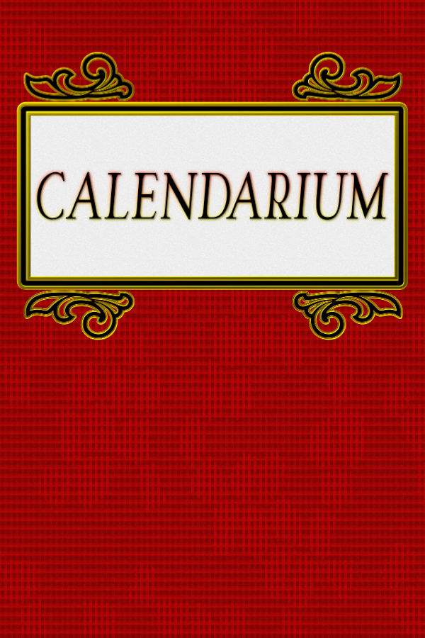 Calendarium- screenshot