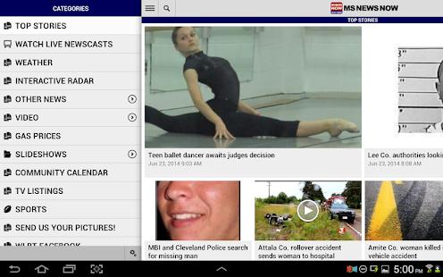 MSNewsNow Screenshot 13