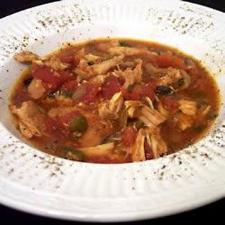 Creole Chicken in the Slow Cooker Recipe