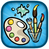 Kids Coloring, Paint & Draw