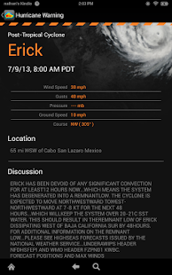 MyRadar Weather Radar - screenshot thumbnail