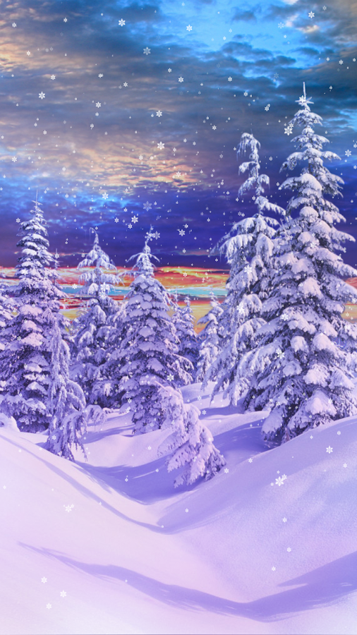 Winter and christmas wallpaper android apps on google play - Free winter wallpaper for phone ...