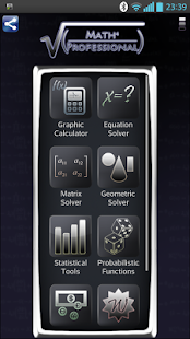 Math Professional (Free) - screenshot thumbnail