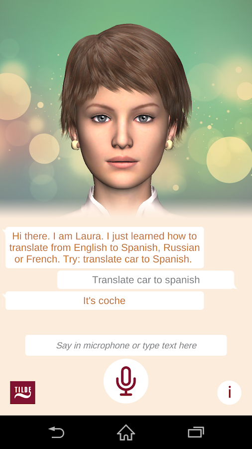 Laura- screenshot