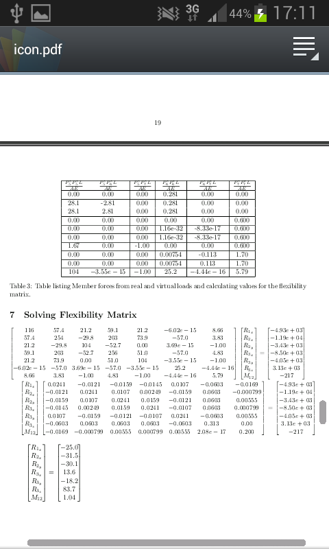 statically indeterminate problems with solutions pdf