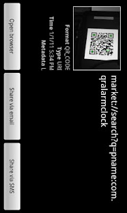 QR Alarm Clock - screenshot thumbnail