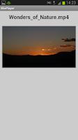 Screenshot of Mix Player