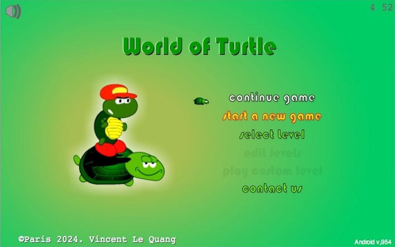 World of Turtle - screenshot