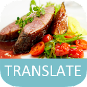 Restaurant menu translator