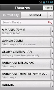 TicketDada- screenshot thumbnail