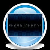 Rhombusphere Blue Apex Nova