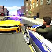 Police Car Chase 3D