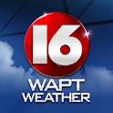 16 WAPT Weather icon