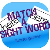 Match a Sight Word