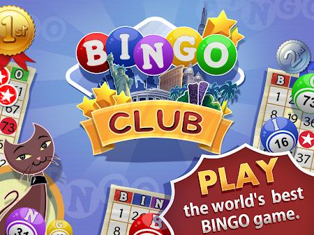 BINGO Club - FREE Online Bingo 2.5.5 screenshot 435790