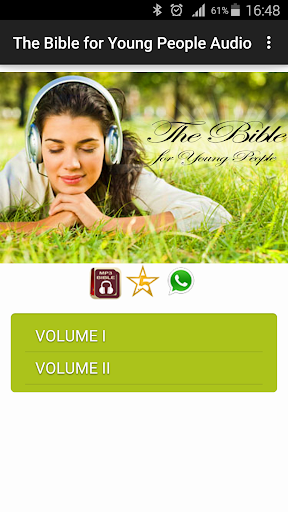 Bible for Young People - Audio