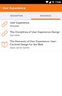 UX Companion- screenshot thumbnail