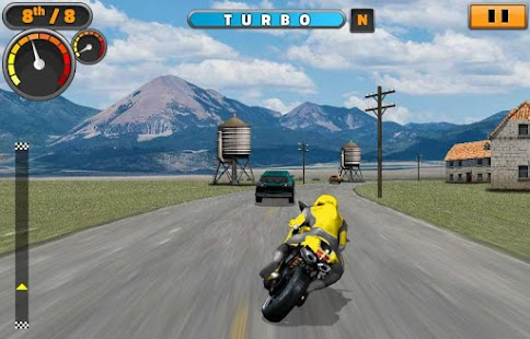 Sports Bike Challenge- screenshot thumbnail