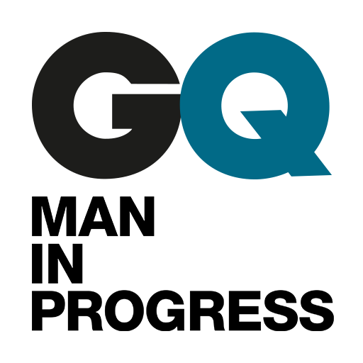GQ Man In Progress LOGO-APP點子