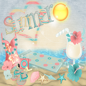 Summer Time Beach GO THEME