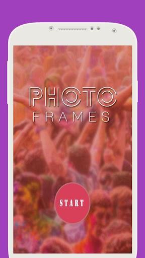 My Photo on Smart Phone Frame