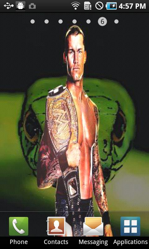 Randy Orton LWP - screenshot