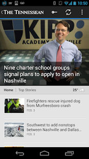 Tennessean - screenshot thumbnail