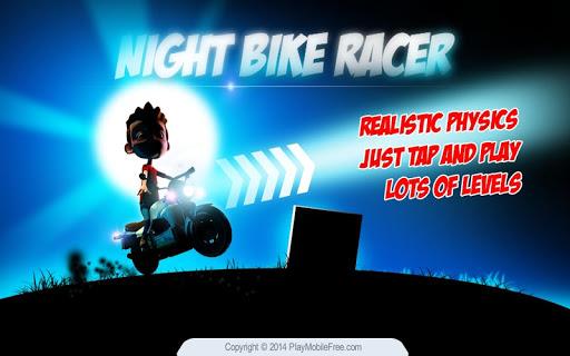 Night Bike Racer
