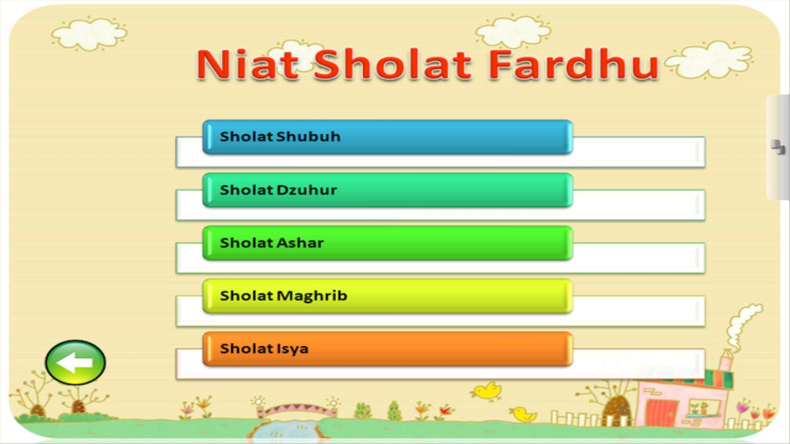 Belajar Sholat Untuk Anak Android Apps On Google Play