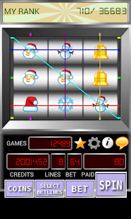 9 REEL SLOT MACHINE- screenshot thumbnail