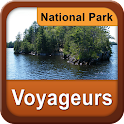 Voyageurs National Park icon