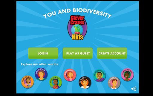 Clever Crazes Biodiversity