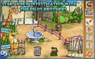 Screenshot of Pilot Brothers