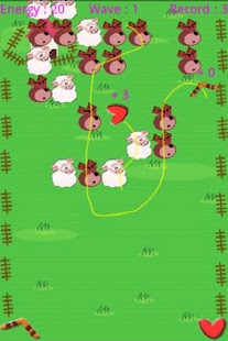 Sheep and Wolf Game AD Free - screenshot thumbnail