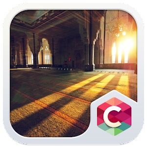 INSIDE MOSQUE THEME apk