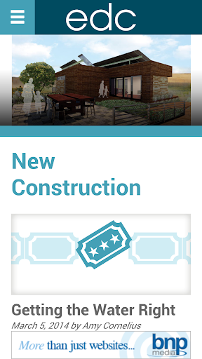 【免費新聞App】EDC on the Go-APP點子