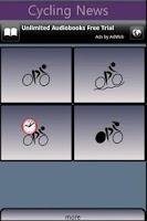 Screenshot of Cycling News
