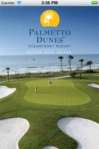 Palmetto Dunes Golf- screenshot