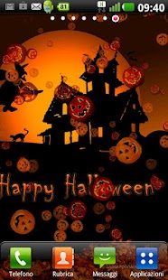 Halloween Live Wallpaper - screenshot thumbnail