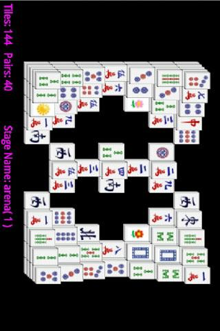 MahJong Game - screenshot